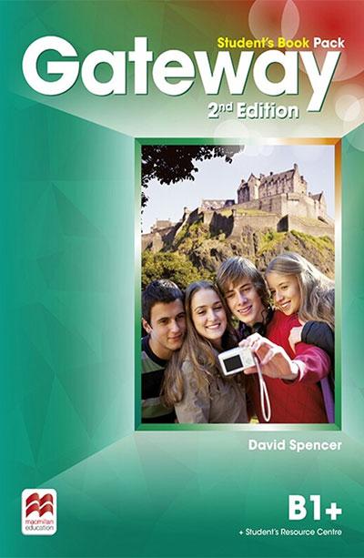 Gateway 2nd Edition B1 Students Book Pac Paperback - engleski jezik, udžbenik za 3. godinu srednje škole