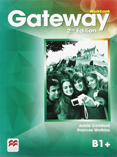 Gateway 2nd Edition B1 Workbook Paperback - engleski jezik, radna sveska za 3. godinu srednje škole