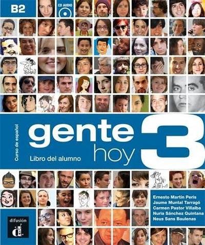 Gente hoy 3 b2: libro de alumno + cd