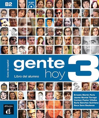 Gente hoy 3: libro del alumno + cd