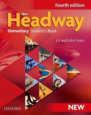 New Headway: Elementary Fourth Edition: Student's Book - engleski jezik, udžbenik za 1. godinu srednje škole