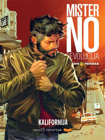 Obojeni program 48 - Mister No Revolucija: Kalifornija