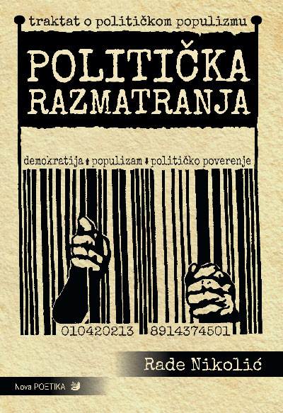 Politička razmatranja (traktat o političkom populizmu)
