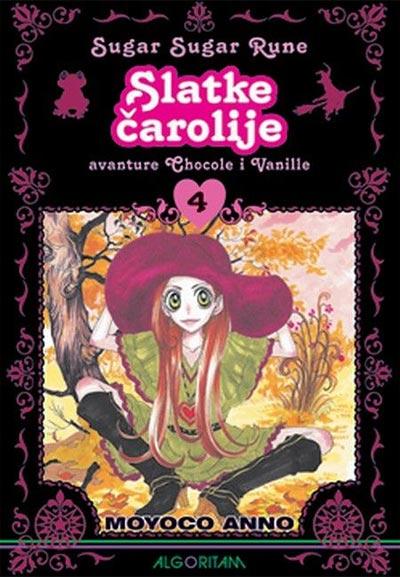 Slatke čarolije 4: Avanture Chocole i Vanille - Prva Valpurgina noć