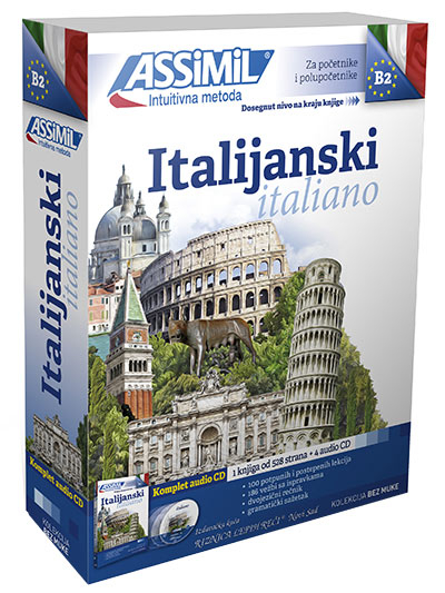 Novi italijanski bez muke Assimil
